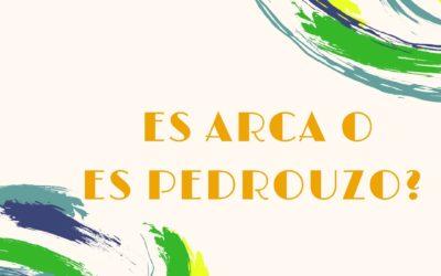 Es Pedrouzo o es Arca?